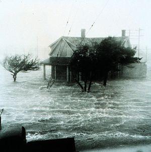 Coastal hazards - Hurricane Surge