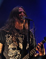 Hypocrisy, Peter Tägtgren at Party.San Metal Open Air 2013 11.jpg