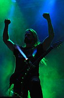 Hypocrisy, Tomas Elofsson at Party.San Metal Open Air 2013 04.jpg
