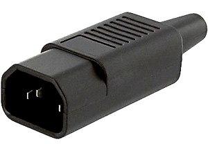 IEC 60320-2-2 type E connector