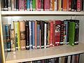 IHLIA LGBT Heritage - library shelf - Lorca, 2015.JPG
