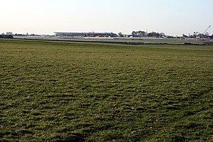 Curragh Racecourse - The racecourse in 2007