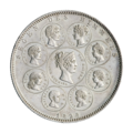INC-c758-r Талер Бавария Людвиг I 1828 г. (реверс).png