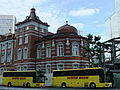 ISUZU GALA, Grace Hi-Deccar, HATO BUS, at Tokyo Station,.jpg