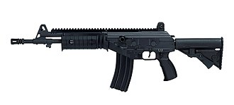 Israel Weapon Industries - Image: IWI 3686