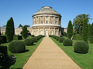 Marquess of Bristol - Ickworth House in August 2007.