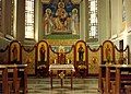 Iconostasis Basilian Fathers Rome Aventino pict in 1990.jpg