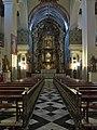 Iglesia de Nuestra Señora de la O (Sanlúcar de Barrameda). Nave central.jpg