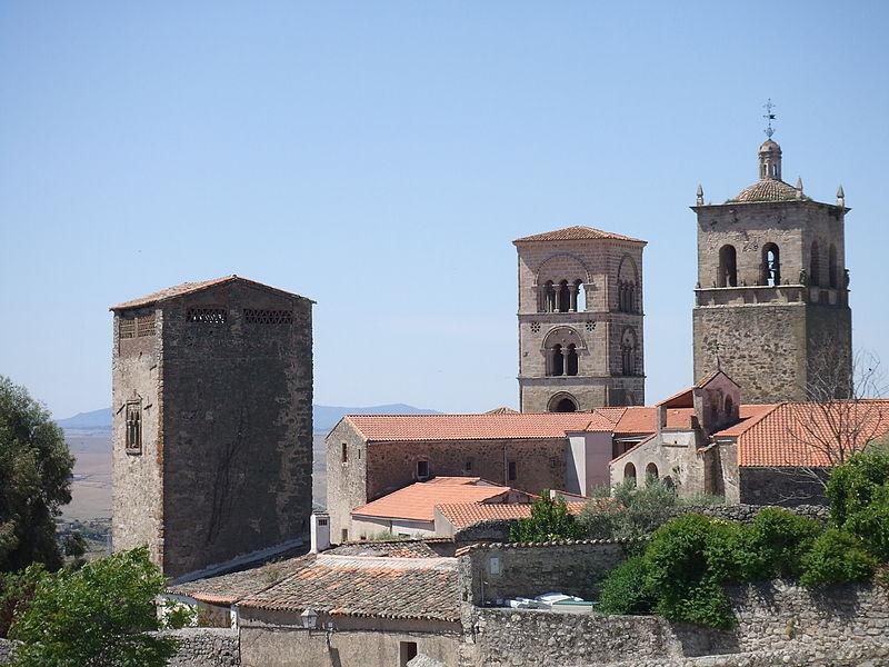 File:Iglesia de Santa María la Mayor, Trujilllo.JPG