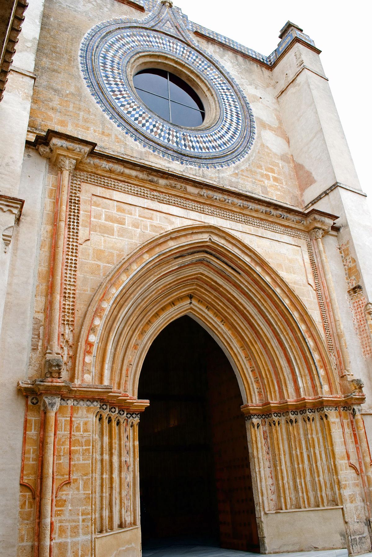 Monasterio de la cartuja sevilla wikipedia la for Los jardines de la cartuja