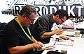 Igort sascha hommer comicsalon erlangen 2016.jpg