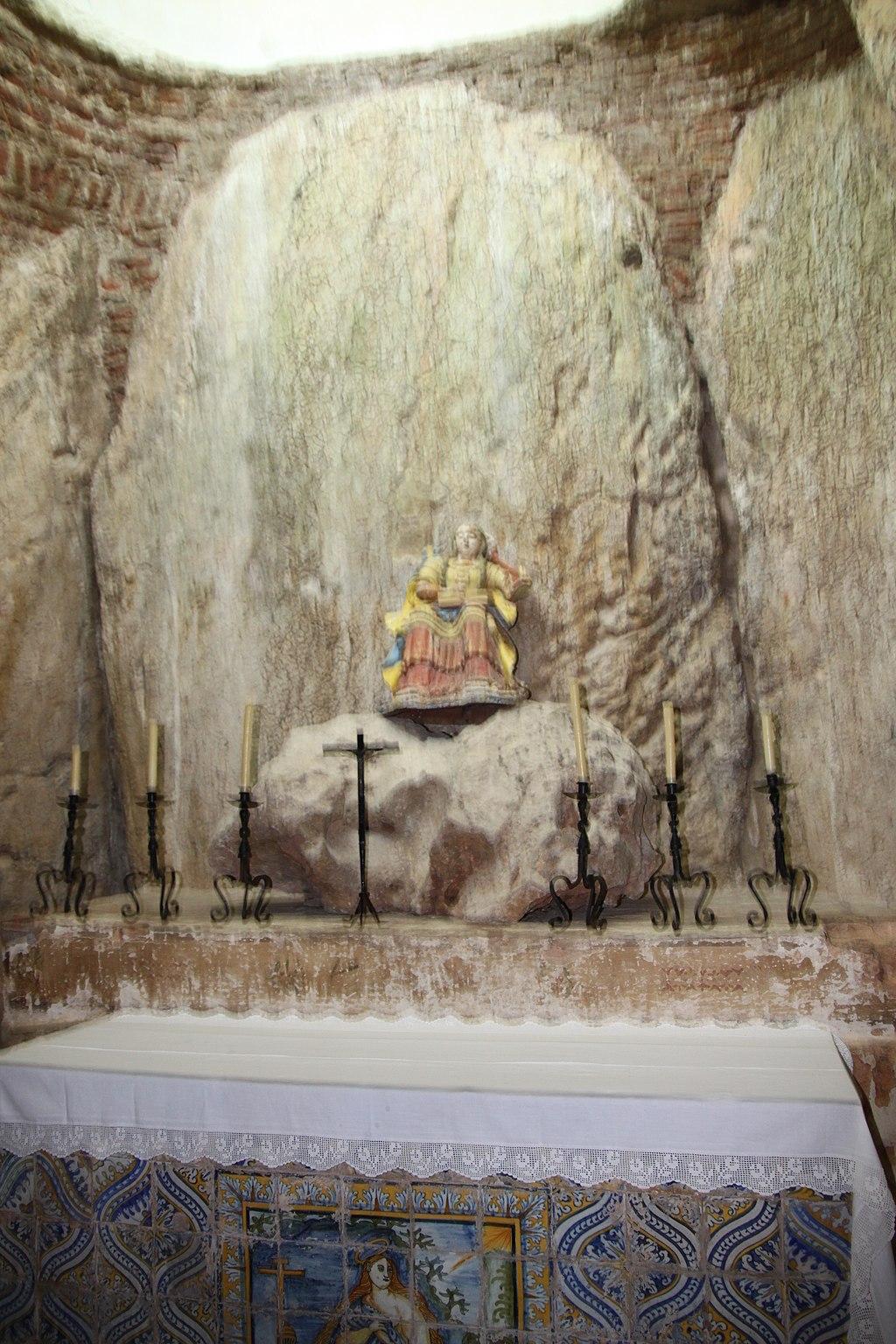 Igreja Santa Maria da Madalena em Alcobertas 7470