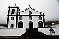 Igreja de São João Baptista, fachada, São João, concelho das Lajes do Pico, ilha do Pico, Açores, Portugal.JPG