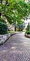 Il viale della villa Castelnuovo. Ph Ivan Stesso.jpg