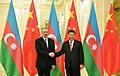 Ilham Aliyev met with Chairman of People's Republic of China Xi Jinping in Beijing 04.jpg
