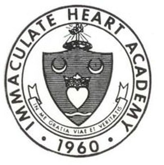 Immaculate Heart Academy - Image: Immaculate Heart Academy Crestl