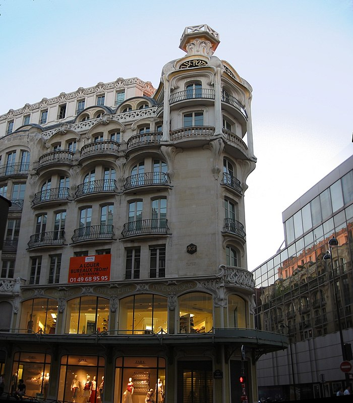 Immeuble Monument Historique Paris 6e Arrondissement