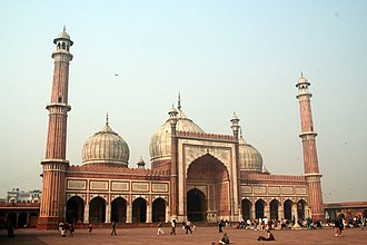 2006 Jama Masjid bombings -  Jama Masjid in Old Delhi