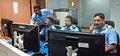 Indian Coast Guard personnel manning the Remote Operating Station at Kochi (1).jpg