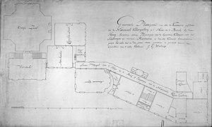 Oranjezaal - Image: Inrichting tot Nationaal kunstmuseum 's Gravenhage 20086718 RCE