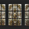 Interieur, aanzicht gebrandschilderd glas-in-loodraam - Amsterdam - 20365971 - RCE.jpg