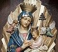 Interieur, detail van Mariabeeld met het kindeke Jezus - Sint Nicolaasga - 20532776 - RCE.jpg