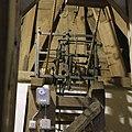Interieur zolder, detail uurwerk - Vorden - 20396007 - RCE.jpg