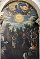 Interior of Santi Giovanni e Paolo (Venice) - The Baptism of Christ by Pietro Mera.jpg