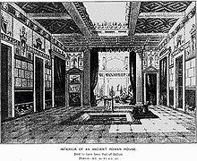 storia dell'arredamento - wikipedia - Arredamento Interni Wikipedia