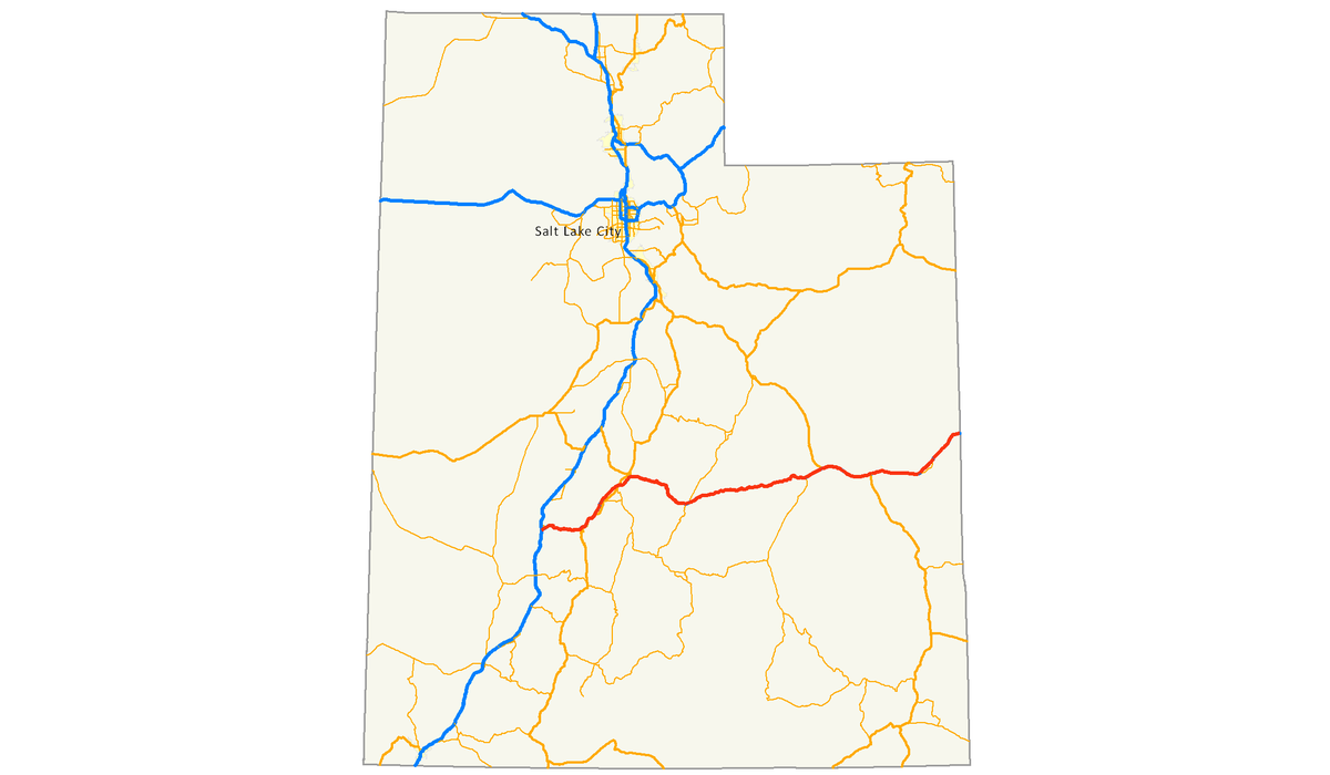 Interstate 70 in Utah Wikipedia