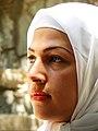 Iranian women - white scarf.jpg