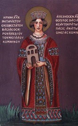 Irene of Trebizond - Irene of Trebizond