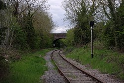 Iron Acton railway station MMB 03.jpg