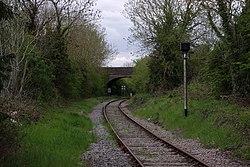 Iron Acton railway station MMB 03.jpg