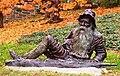Irvington statue of Rip van Winkle.jpg