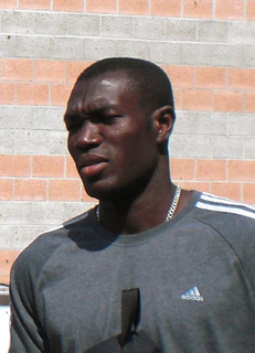 Isaac Boakye Ghanaian former professional footballer