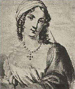 Isabella di Morra - Alleged portrait of Isabella di Morra