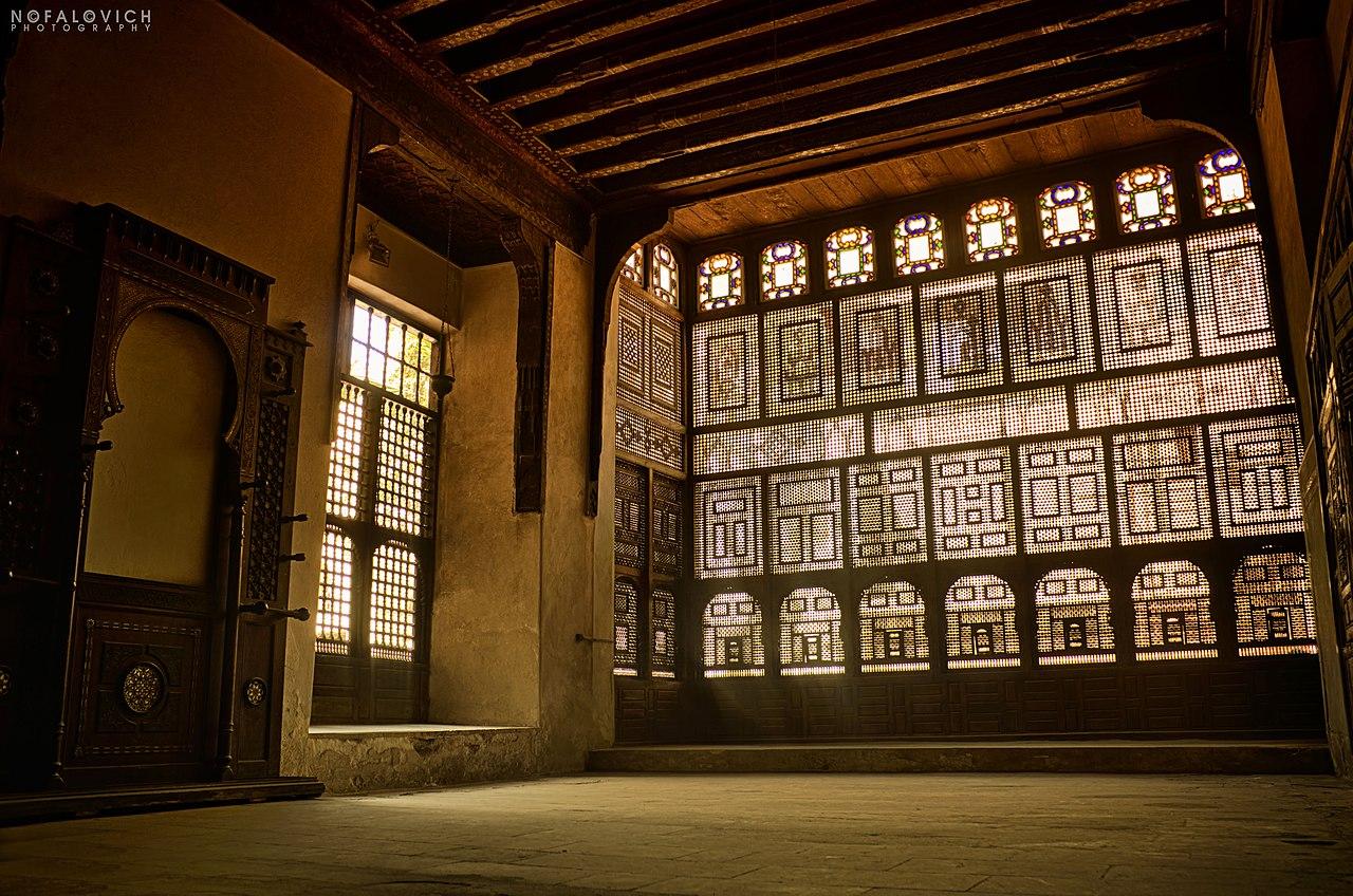 File:Islamic Spiritual Place ( House of Suhaymi, Darb al