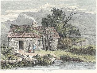 Isle of Anglesea near the Paris mine