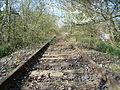 Itzehoe Bahntrasse-Itzehoe-Wrist April-2009 SL270529.JPG