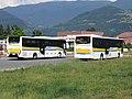 Iveco Evadys n°8288 & Irisbus Récréo n°2134 - Transisère (Lumbin).jpg