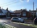 Iwerne Courtney, the Elizabeth Freke Hall - geograph.org.uk - 1152968.jpg