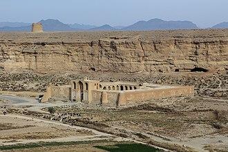 Caravanserai - Izadkhvast caravanserai, Fars Province, Iran