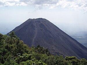 Izalco (volcano) - Izalco Volcano.