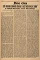 Józef Piłsudski - Dno oka, Nowy Dziennik 1929, nr 96.png