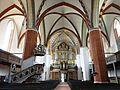 Jüterbog Nikolaikirche Orgelempore.JPG