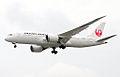 JA836J B787-8 Japan Airlines (8277560436).jpg