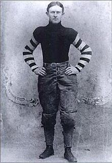 J. A. Gammons American football player and coach
