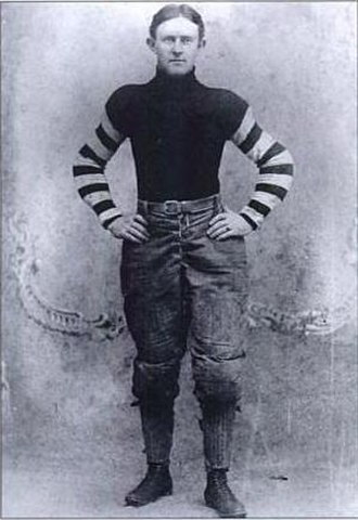 J. A. Gammons - Gammons during his playing career at Brown