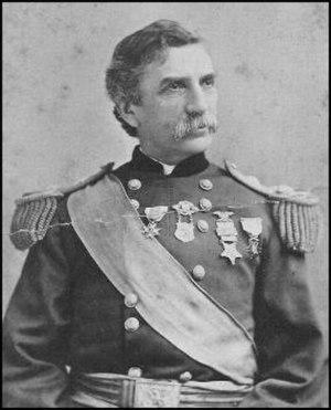 John F. Hartranft - John F. Hartranft after the American Civil War